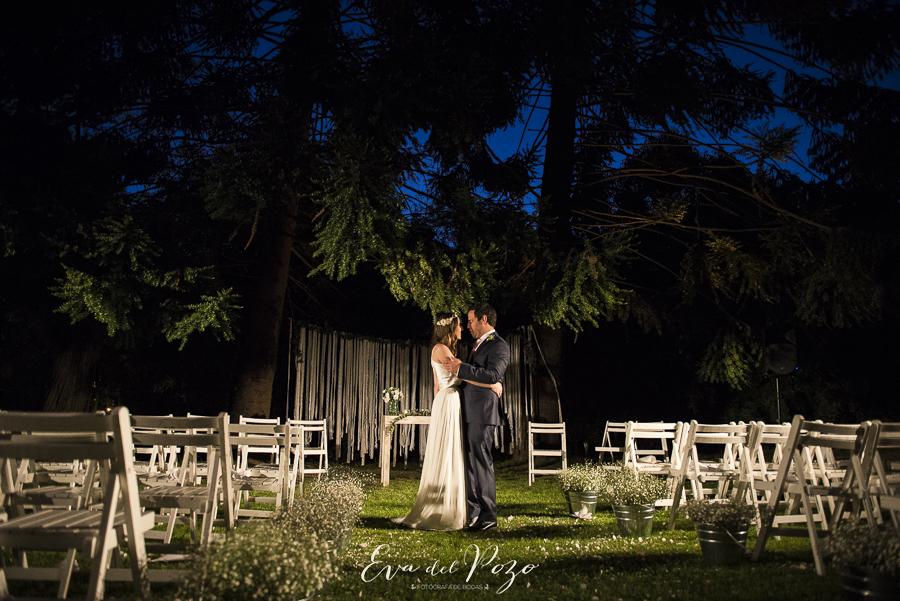 Casamiento civil al aire libre, Finca Madero