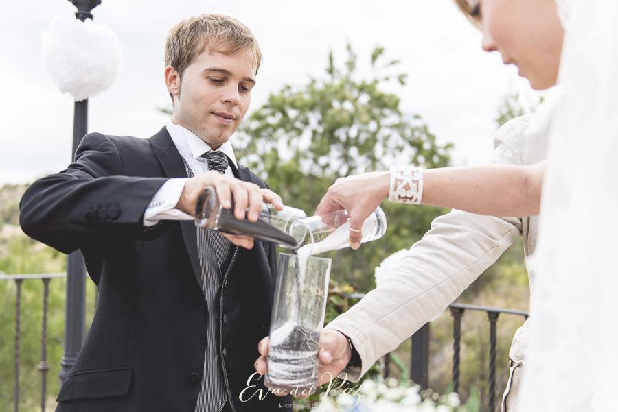 Boda al aire libre, ceremonia civil, ceremonia de la arena