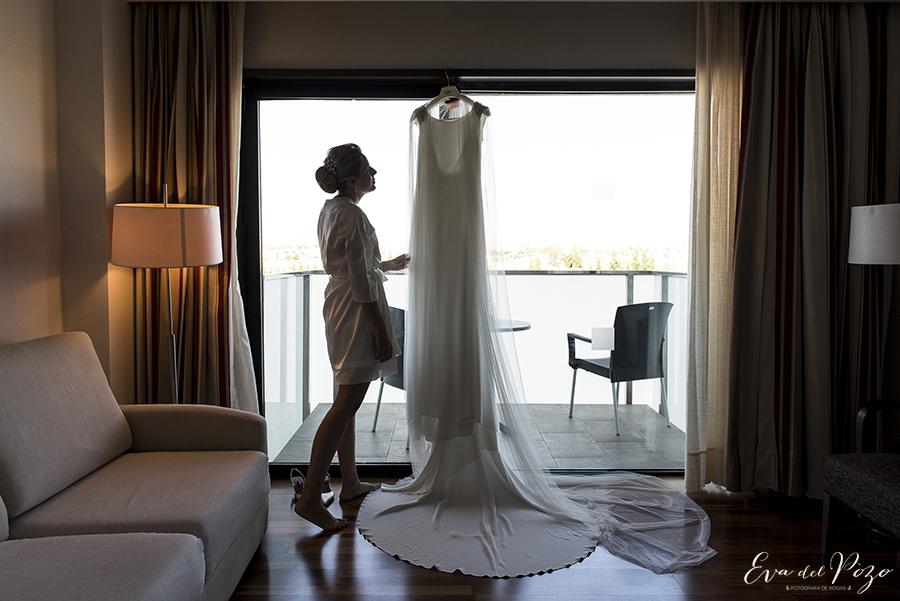 Boda Finca La Montaña, Hotel Barceló Aranjuez