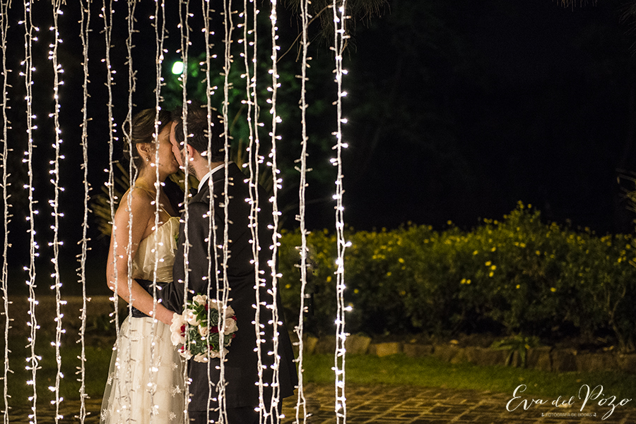 Casamiento al aire libre, Finca Madero