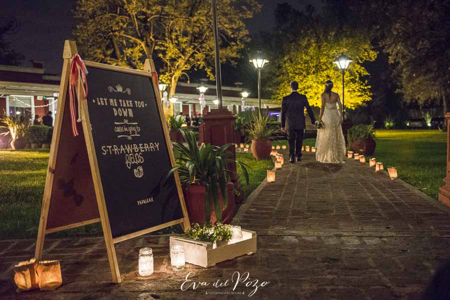 Ceremonia civil al aire libre, Finca Madero 14