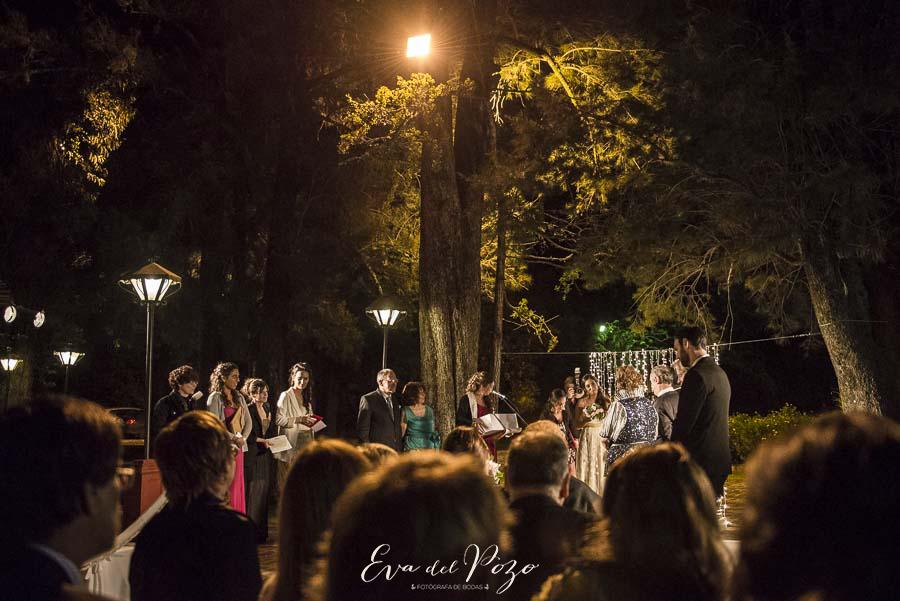 Ceremonia civil al aire libre, Finca Madero 6