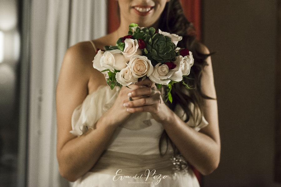 Preparativos de la novia, Hotel Howard Johnson Pilar 11