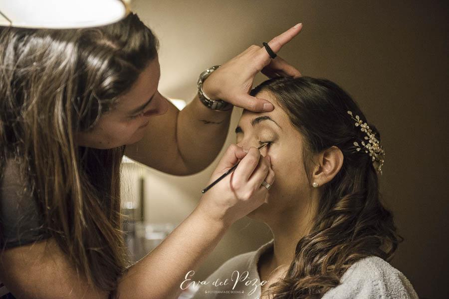 Preparativos de la novia, Hotel Howard Johnson Pilar 3
