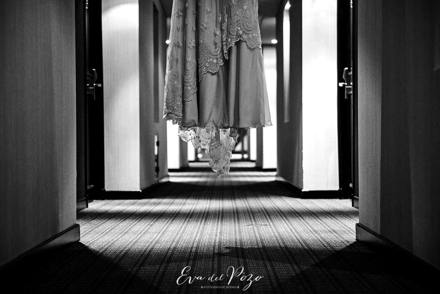 Preparativos de la novia, vestido, Hotel Howard Johnson Pilar 4